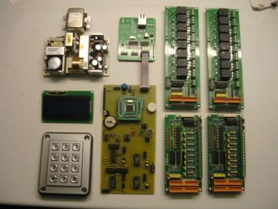 M.A.J Centrale Paiement 16 Machines